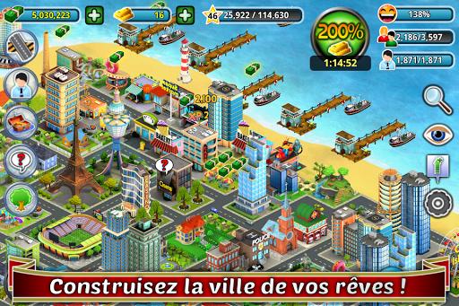 City Island ™: Builder Tycoon astuce APK MOD capture d'écran 1