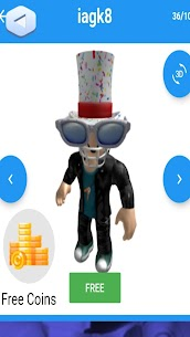 Popular Skins for Roblox 3