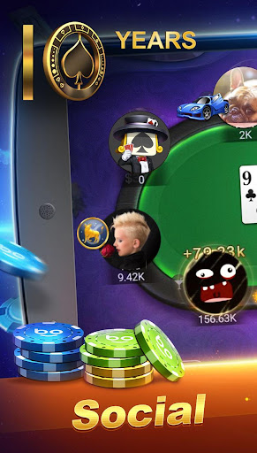 Boyaa Poker (En) u2013 Social Texas Holdu2019em  gameplay | by HackJr.Pw 1