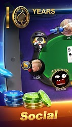 Boyaa Poker (En) – Social Texas Hold'em APK Download – Free Card GAME for Android 1