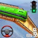 Mega Ramp Bus Stunt Driving Games – Free Bus Games icon