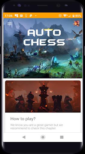 Auto Chess Guide & Team Planner  screenshots 1