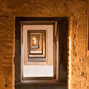 Gwalior Fort Series of Doorways by Avanish Dureha - Buildings & Architecture Public & Historical ( madhya pradesh, gwalior, dureha@gmail.com, scindias, india, fort, avanish dureha )
