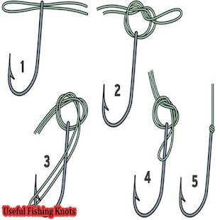 Useful Fishing Knots - náhled