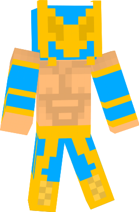 Wwe Sin Cara Nova Skin - Skins para minecraft pe de wwe