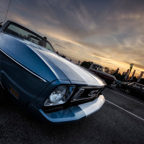 This is not a pony by Matthias Weigel - Transportation Automobiles ( hdr, regensburg, classic car meet, pentling )