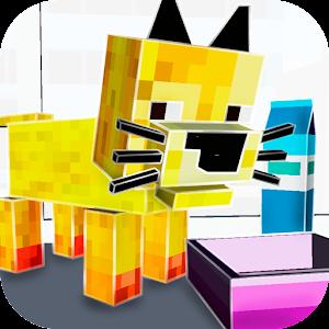 Cat Simulator: Cube Varmint 3D for PC and MAC