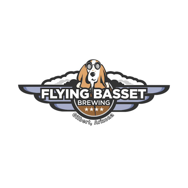 Logo of Flying Basset Clear For Citrus IPA