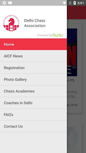 Delhi Chess Association by nurtr (Google Play, United States