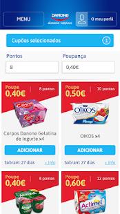 Danone Alimenta Sorrisos screenshot
