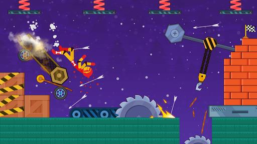 Stickman Destroy - Super Warriors Destruction screenshot 5