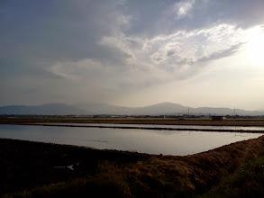Photo: 高島。琵琶湖を目指して、以前住んでた家の近所を自転車散歩。