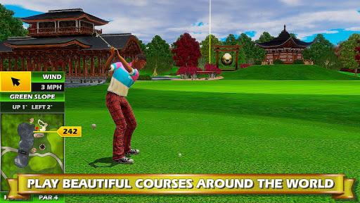 Télécharger Golden Tee Golf apk mod screenshots 2
