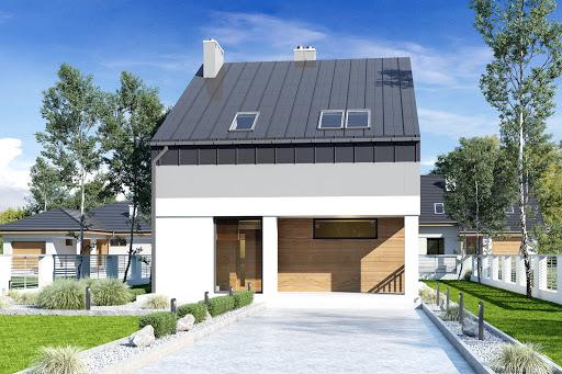 projekt Mazur bez garażu B
