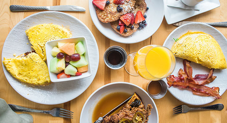 Best Places for Breakfast in Orlando