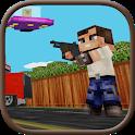 Block Gun 3D: Haunted Hollow icon