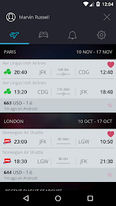 momondo Cheap Flights & Hotels screenshot 4