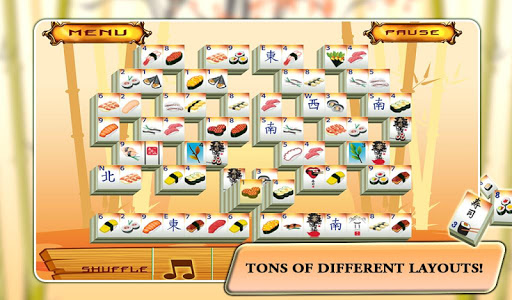 Sushi Mahjong World