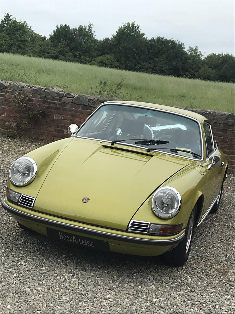 Porsche  912 Hire London