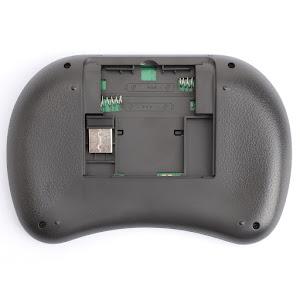 Tastatura iluminata Wireless I8 Air Mouse cu touchpad