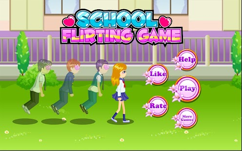 game high school flirting School flirting game 2: play free online games includes funny, girl, boy, racing, shooting games and much more whatever game you are searching for, we've got it here.