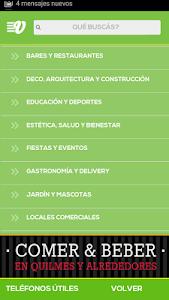 Guía de Quilmes ElVocerito.com screenshot 1