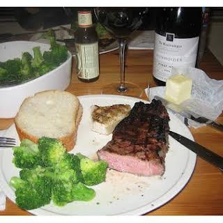 Sourdough Steak.