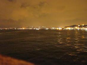 Photo: C'est beau une ville la nuit! Et ça consomme à peine de l'énergie...