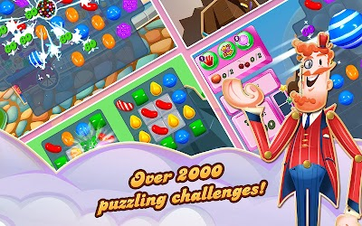 Candy Crush Saga 1.106.0.6 (Unlimited Moves) Mod Apk 8