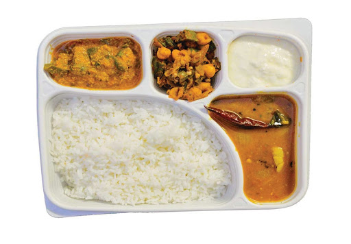 Veg South Indian Meal image
