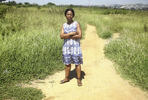 Annastacia Tsotetsi is angry that Native Building Schemes has not returned her R140,000 deposit.