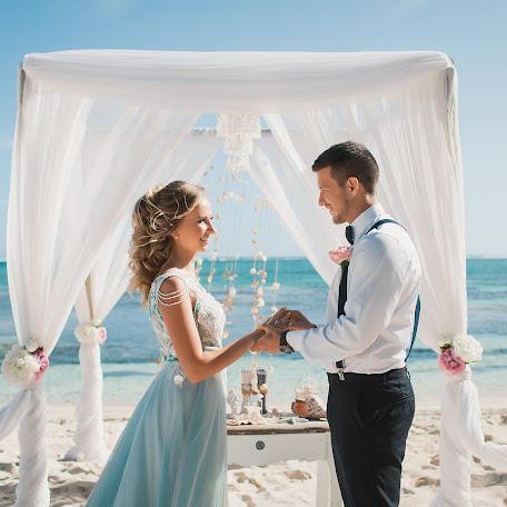 Wedding photographer Konstantin Gavrilchenko (sunway). Photo of 01.01.2018