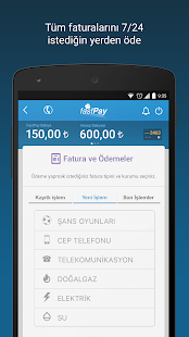 fastPay Screenshot