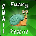 Funny Snail Rescue icon