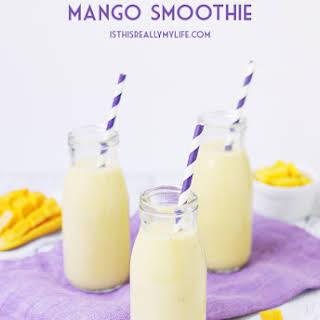 Coconut Pineapple Mango Smoothie Recipes.