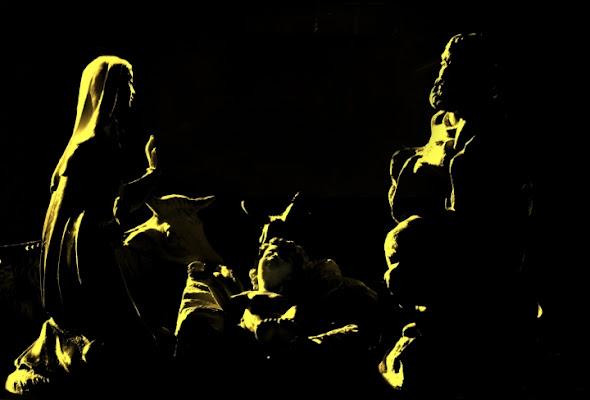 Una luce nell'oscurità dell'egoismo. di AlfredoNegroni