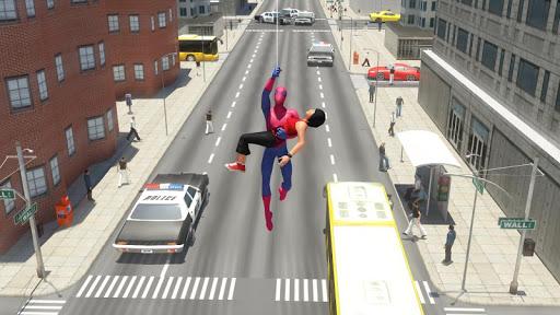Super Spider hero 2018: Amazing Superhero Games screenshots 6