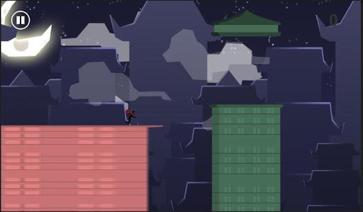 Rooftop Ninja - Hardest Game