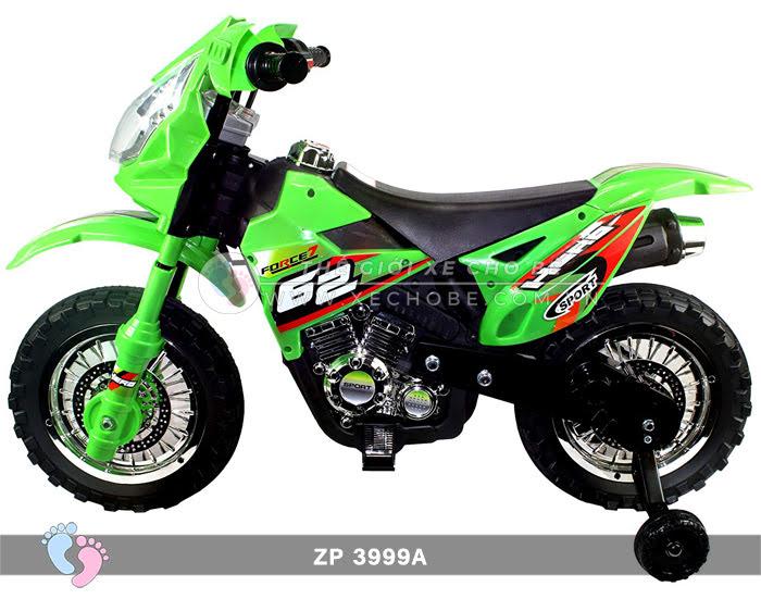 Xe mô tô điện 2 bánh địa hình cho bé ZP3999A 5