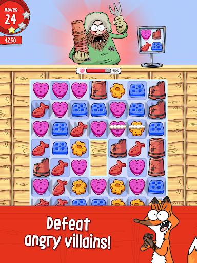 Simonu2019s Cat Crunch Time - Puzzle Adventure! apktram screenshots 10