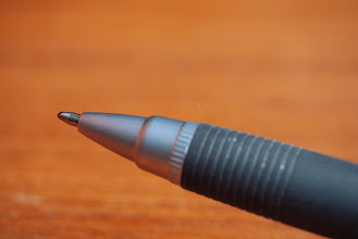 Photo: uni-ball Jetstream Premier Bold Point Retractable Roller Ball Pen