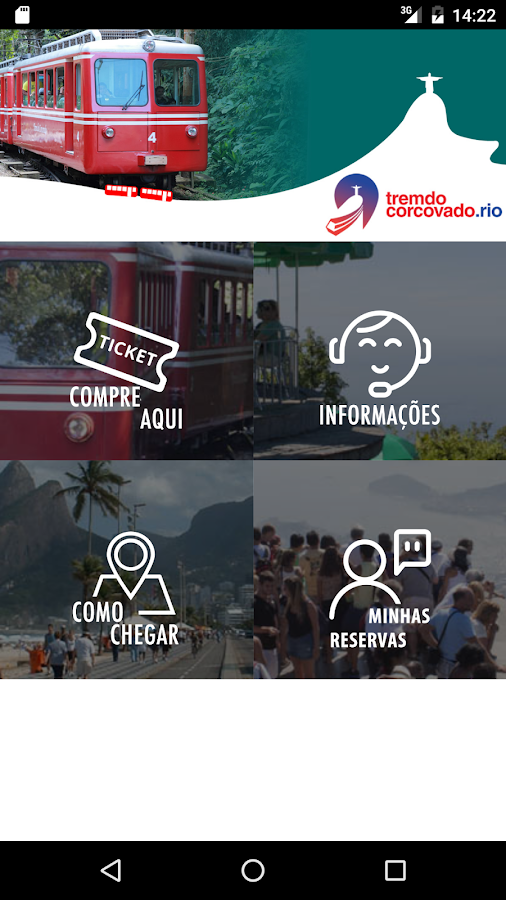 Trem do Corcovado - Oficial- screenshot