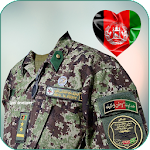 Afghan Army Officer Suit Changer : Soldier Uniform Icon