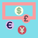 Currency Converter Widget Icon
