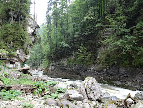 Photo: Breitachklamm …