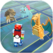 Shooting Pixelmon Survival