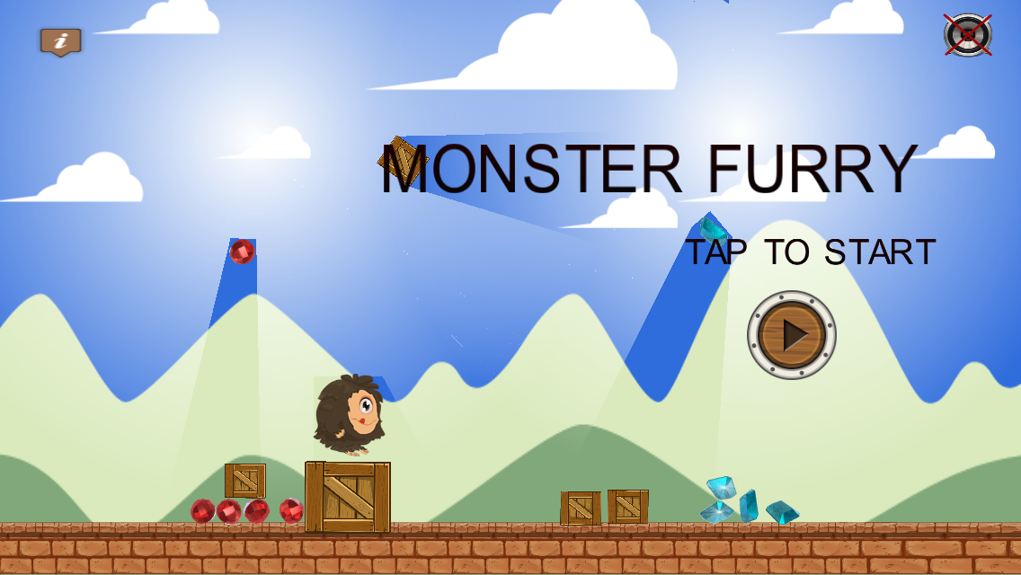 Monster Furry- screenshot