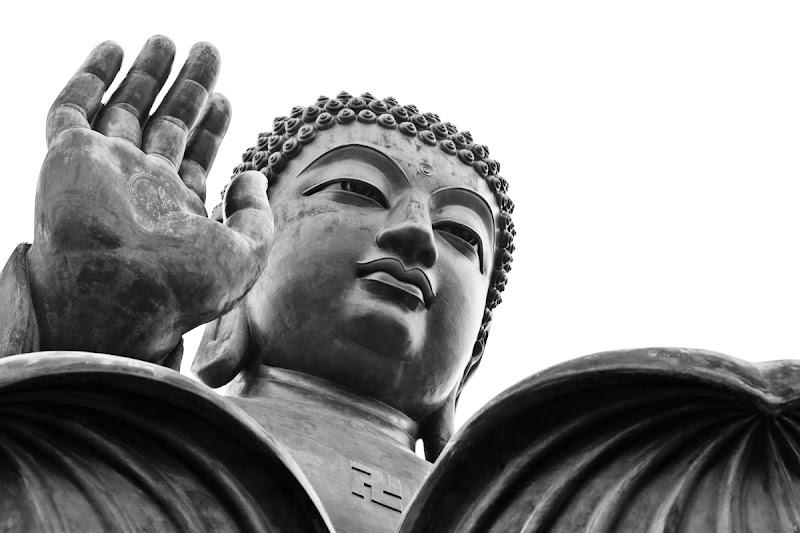 Photo: Buddha...a Nazi?