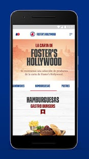 Foster's Hollywood- screenshot thumbnail