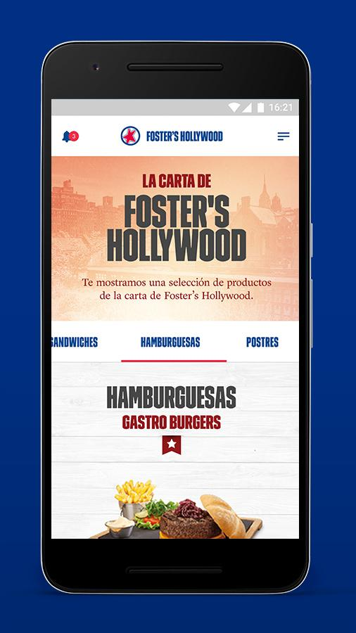 Foster's Hollywood- screenshot